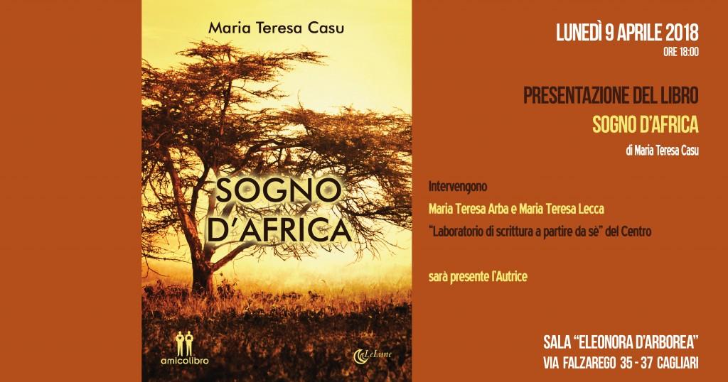 Sogno d'Africa di Maria Teresa Casu