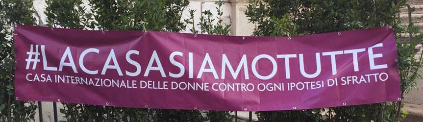 Casa Internazionale donne Roma