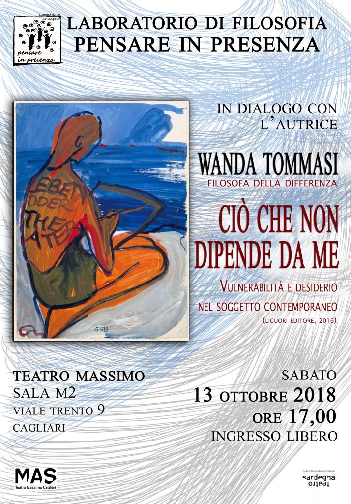 Locandina Wanda Tommasi